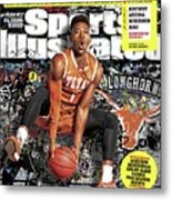 2014-15 College Basketball Preview Issue Sports Illustrated Cover Metal Print