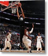 2018 Nba All-star Game Metal Print