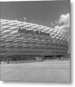 Allianz Arena Munich  Metal Print
