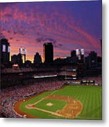 Arizona Diamondbacks V St. Louis Metal Print