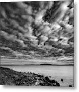 Clachan Sands Metal Print