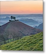 Colmers Hill - England Metal Print