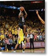 La Clippers V Golden State Warriors - Metal Print