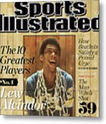 The 10 Greatest Players 75 Years Of The Tournament Sports Illustrated Cover Metal Print