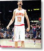 Washington Wizards V Atlanta Hawks - Metal Print