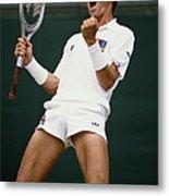 Wimbledon Lawn Tennis Championship Metal Print
