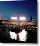 World Series - Kansas City Royals V San Metal Print