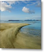 Berneray Metal Print