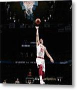 Cleveland Cavaliers V Brooklyn Nets Metal Print