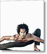 Dance Studio Metal Print