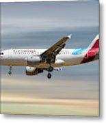 Eurowings Airbus A319-112 Metal Print