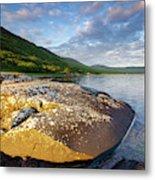 Loch Na Keal Metal Print