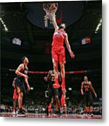 Phoenix Suns V Washington Wizards Metal Print