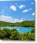 Salt Whistle Bay, Mayreau Metal Print