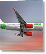 Vivaaerobus Airbus A320-232 Metal Print