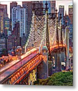 59th Street Bridge Metal Print