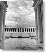 Arlington National Cemetery Memorial Amphitheater Metal Print