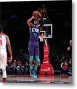 Charlotte Hornets V Washington Wizards Metal Print