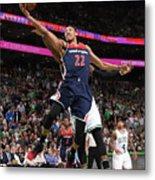 Washington Wizards V Boston Celtics - Metal Print