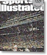 60th Anniversary Issue Sports Illustrated Cover Metal Print