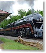 611 Eastbound at The Plains Metal Print