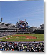 Kansas City Royals V Detroit Tigers Metal Print