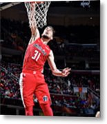 Washington Wizards V Cleveland Cavaliers Metal Print