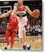 Washington Wizards V Toronto Raptors Metal Print