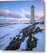 Akranes - Iceland Metal Print