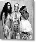 Mark Sullivan 70s Rock Archive Metal Print
