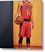 2018 Nba Rookie Photo Shoot Metal Print