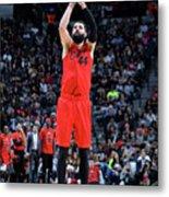 Chicago Bulls V San Antonio Spurs Metal Print