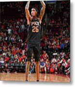 Phoenix Suns V Houston Rockets Metal Print