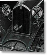 A 1933 Alfa Romeo 6c 1750 Metal Print