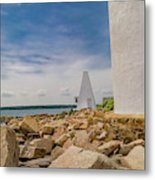 A Different View Goat Island  Metal Print