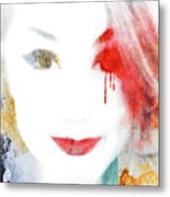 A Girl For These Times Metal Print