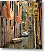 A Glimmer Of Light Metal Print