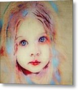 A Little Angel  Metal Print