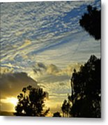 A Long Days Journey Into The Night Metal Print