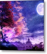 A Place For Fairy Tales Metal Print