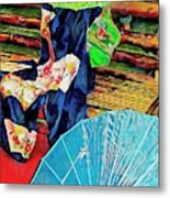 A Touch Of Japan Metal Print