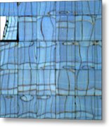 Abstritecture 1 Metal Print