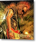 Ace Frehley Metal Print