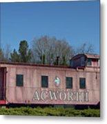 Acworth Ga Metal Print