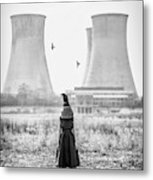 After Air Pollution Metal Print