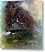 Afternoon In The Claree Valley II Metal Print