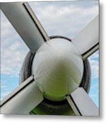 Aircraft Propellers. Metal Print
