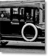 Ambulance - Armstrong And Hotson 1918 Metal Print