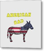 American Bad Ass Metal Print