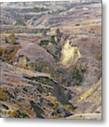 Amidon April Prairie Reverie Metal Print